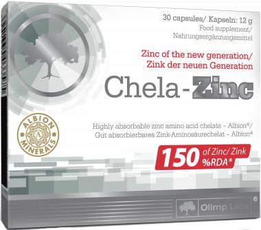 Цинк Chela-Zinc от Olimp