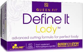 Жиросжигатель для женщин Define It Lady от Olimp