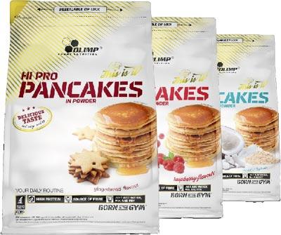 Протеиновые блинчики Hi Pro Pancakes от Olimp