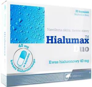 Гиалуроновая кислота Hialumax Duo от Olimp