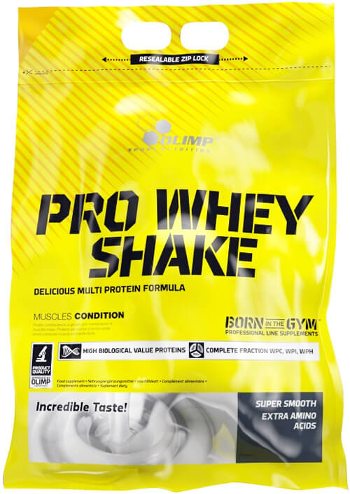 Сывороточный протеин Pro Whey Shake от Olimp