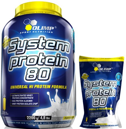 System Protein 80 от Olimp