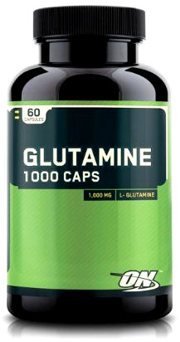 Glutamine 1000 60 капсул от Optimum Nutrition
