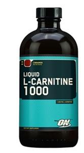 LIQUID L-САRNITINE 1000 - жидкий карнитин от Optimum Nutrition