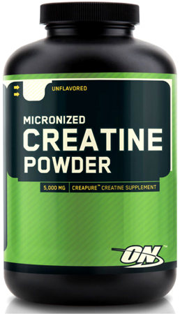 Micronized Creatine Powder от Optimum Nutrition 600 г