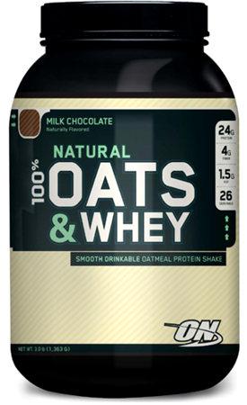 Optimum Nutrition 100% Oat & Whey