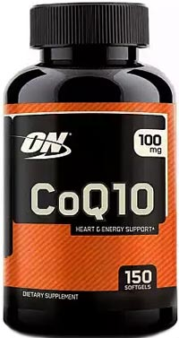 Коэнзим Ку10 CoQ10 от Optimum Nutrition