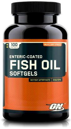 Fish Oil от Optimum Nutrition