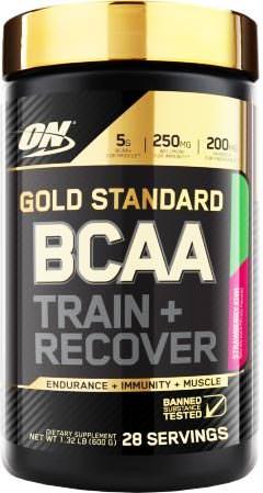 BCAA Gold Standard от Optimum Nutrition