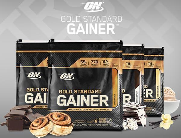Сбалансированный гейнер Gold Standard Gainer от Optimum Nutrition