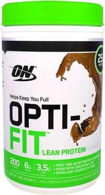 Заменитель питания Opti-Fit Lean Protein Shake от Optimum Nutrition
