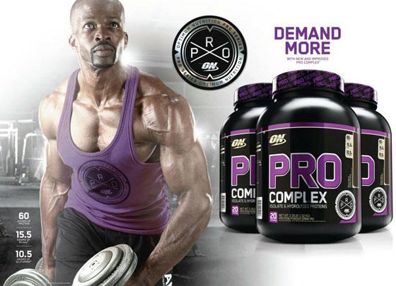 Комплексный протеин Pro Complex от Optimum Nutrition