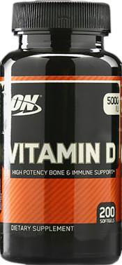 Vitamin D от Optimum Nutrition