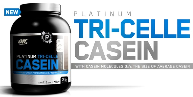 Казеин Platinum Tri-Celle Casein