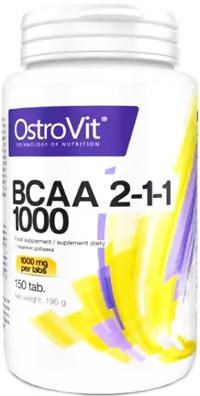 BCAA 2-1-1 1000 от OstroVit