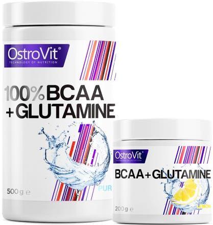 BCAA + Glutamine от OstroVit