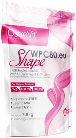 Сывороточный протеин для женщин WPC80.eu Shape от OstroVit