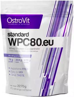 Протеин Ostrovit WPC 80.eu