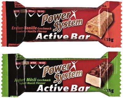 Энергетический батончик Active Bar от Power System