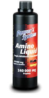 Power System Ultra Amino Liquid 500 мл