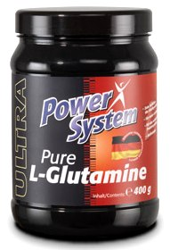 Pure L-Glutamine от Power System