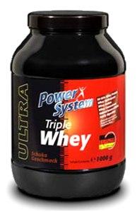 Сывороточный протеин Triple Whey от Power System