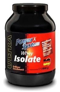 Изолят сывороточного протеина Power System Whey Isolate