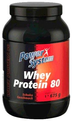 Протеиновый комплекс Whey Protein 80 от Power System