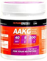 Аргинин-альфа-кетоглютарат AAKG от PureProtein