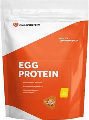 Яичный протеин Egg Protein от PureProtein