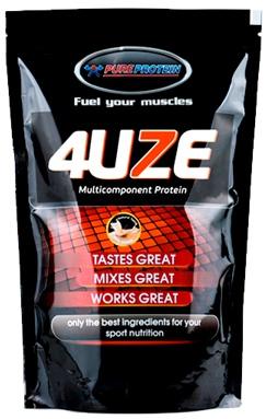 Комплексный протеин Fuze Protein Multi Line от PureProtein