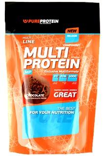 Комплексный протеин Multicomponent Protein Multi Line от Pure Protein