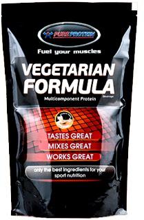 Комплексный протеин для вегетарианцев Multiveg Protein Multi Line от PureProtein