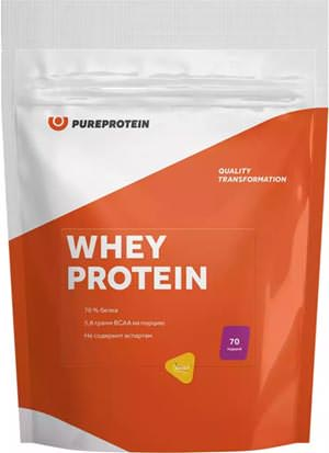 Сывороточный протеин Whey Protein от PureProtein