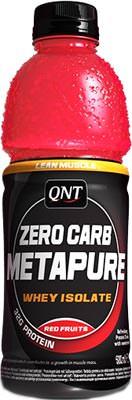 Готовый протеиновый напиток Metapure Zero Carb Drink от QNT