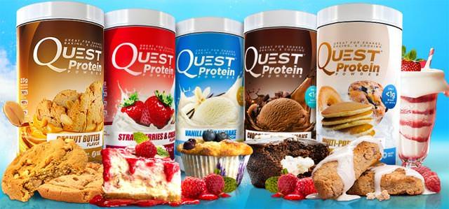 Комплексный протеин Quest Protein