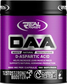 Аспарагиновая кислота DAA от Real Pharm