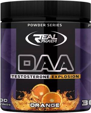 Д-аспарагиновая кислота DAA от Real Pharm