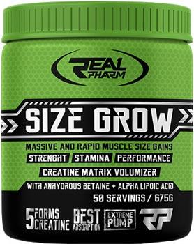 Креатиновый комплекс Size Grow от Real Pharm