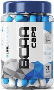 Аминокислоты BCAA Caps от RLine