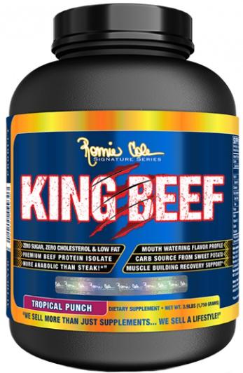 Говяжий изолят King Beef от Ronnie Coleman