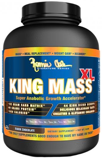 Высококалорийный гейнер King Mass XL от Ronnie Coleman