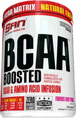 BCAA Boosted от SAN
