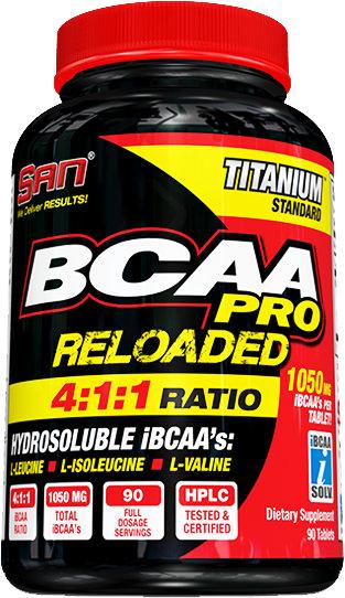 BCAA-Pro Reloaded Tabs от SAN