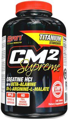 Креатиновый комплекс CM2 Supreme от SAN