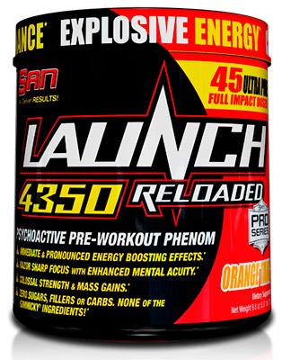 Launch 4350 от SAN