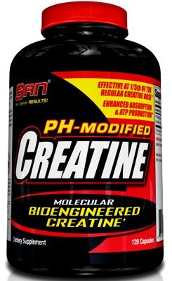 PH Modified Creatine от SAN - pH измененный креатин от SAN