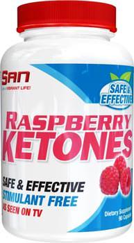 Кетоны малины Raspberry Ketones от SAN