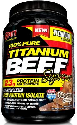 Titanium Beef Supreme от SAN