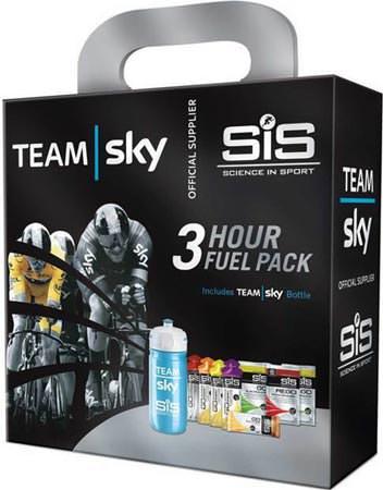 Комплекс для кардио тренировок Team SKY 3 Hour Fuel Pack от SiS
